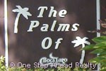 sign for Palms of Boca Lago, The