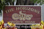 sign for Horizons